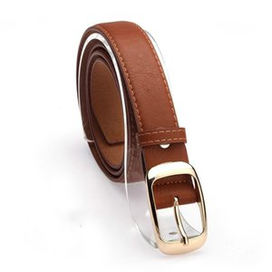New Arrival Leather Belt Woman Top Quality Belts For Women Cinto Feminino Black White Brown Leopard Belt Strap Female