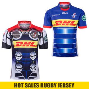 2019 El más nuevo Stormers Rugby Jersey 19 20 Stormers Super Hero Jersey Shirt Heroic Memorial Version camisas talla s-3xl