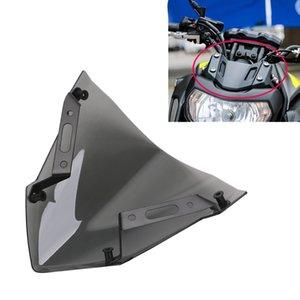 Ветровое стекло Ветровое стекло для MT07 FZ07 2020 2020 Принадлежности для мотоциклов Паре-Brise Обтекатели MT07 FZ07 MT FZ 07