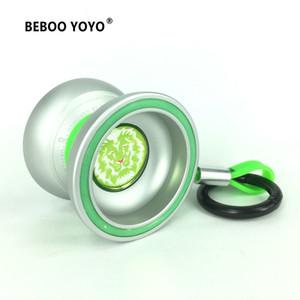 Çocuklar için Profesyonel Atletizm Yo-Yo aslan Alüminyum Alaşım Metal BEBOO YOYO Klasik oyuncaklar Hediye