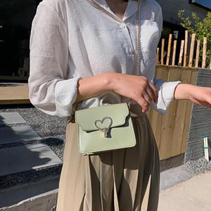 Women Wild Messenger Bag Fashion One-Shoulder Small Square Bag Cartera Mujer Hombro sac femme#s