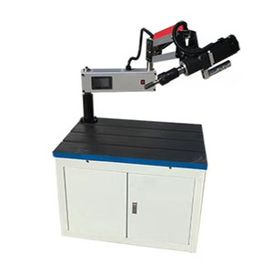 Güç Dokunarak Makine Pnömatik Belden Kol Çekme Makinesi Otomatik Tel