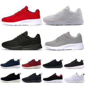 여성과 남성 런던 3 개 1 0 최신 Tanjun 실행 실행 신발. 올림픽 블랙 화이트들이받은 신발 운동 남성 스니커즈 야외