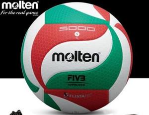 Molten Soft Touch Volleyball Ball V5M5000 A +++ Qualità Match e allenamento Volleyball Dimensioni ufficiali e peso voleibol volleyball