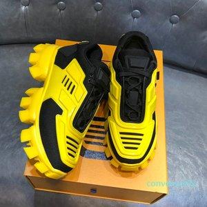 Cloudbust Trovão sneakers sapatos de grife de luxo New chegam mulheres Tamanho Masculino sapatos casuais tamanho 35-45 modelo CO02