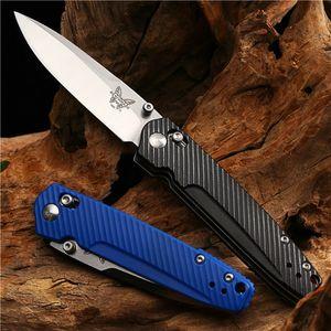Nueva herramienta BM 485 el cuchillo plegable de camping al aire libre AXIS 484 756 EDC 940 940 535 550 319 318 781 3300 CUCHILLO