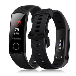 Original Huawei Honor Band 4 Smart Armband Herzfrequenzmesser Smart Watch Sports Tracker Fitness Smart-Armbanduhr für Android iPhone iOS