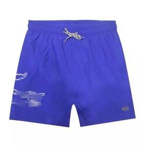 Designer luxury beach pants New Fashion Mens Shorts Casual Solid Color Board Shorts Men Summer LàCóST Swimming Men Sports Short1