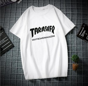 Luxury T Shirt Hip Hop Casual clothing Letter Printing Mens Designer T Shirt Polos Men Women Summer T Shirt Short Sleeve Tees Size S-3XL