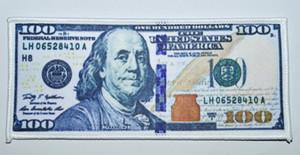 Cent Dollars $ 100 Bills Cash Money Devise Applique Iron Sur Patch (La taille est d'environ 5,9 pouces * 2,5 pouces)