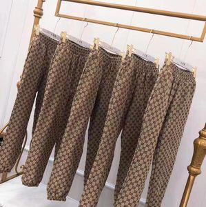 Gucci  Sweatpants 최신 디자인 남성과 여성 캐주얼 바지 더블 G 패션 야외 스포츠 바지 느슨한 슈퍼 편안한 xshfbcl 크기 S-2XL 무료 인쇄