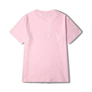 Wholesale-моды женские дизайнерские футболки Повседневная женская Hip Hop Короткие рукава высокого качества мужчин Для женщин Спорт Polos