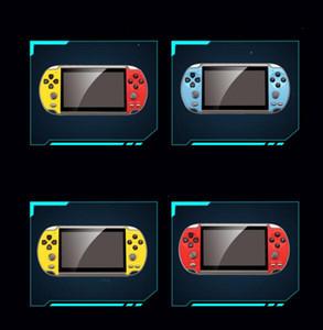 4,3 pouces pour console de jeu Joueur X7 300 Gratuit Jeux Retro LCD GBA portable Affichage Game Player vs commutateur vente à chaud