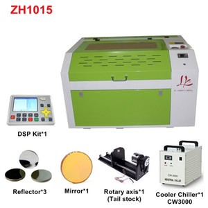 laser 6040 4060 60W CO2 Laser Enforching Cutting Machine with LCD control panel and Honeycomb board USB port