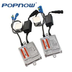 Xenon H7 Kiti H1 H3 H7 H8 H9 H11 881 880 55W Araç Işık HID Ücretsiz hatası Balast Otomatik Far Hızlı parlak için Canbus balastlar