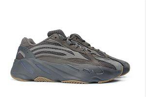 2020 Kanye West Inertia 700 V2 Wave Runner Static Mauve OG Solid Grey Designer Men Women Basketball Running Shoes Fashion Sports Sneakers