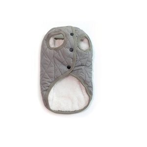 Quente Dog Vest Inverno Casaco acolchoado Inverno roupas para cachorros Fur Dog capuz ajustável Belly Elastic Jacket Pitbull