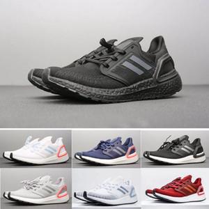 남성 여성 운동화 size5-11 2020 UltraBoost 20 6.0 컨소시엄 UB6.0 트레이너 스포츠 실행 신발