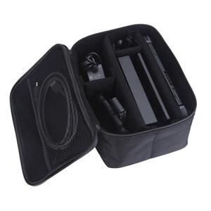 EastVita Portable Hard Protective Carry lidar com zíper bolsa de mão jogador jogo jogos caso acessórios sacos para Nintend interruptor