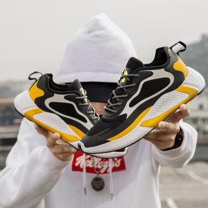 2019 Reflective maschio Sneakers Air Mesh traspirante Uomo Running scarpa elegante sport esterno di scarpe autunno Atheletic Walking Trainer -70