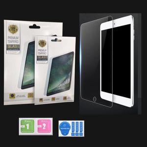 إلى Samsung Tablet Screen Protector Flim سامسونج جالاكسي تاب A T350 T550 9.7 Tab4 7 10 Tab E T560 خفف من الزجاج التغليف