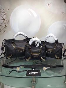 bags.Removable deri kayış omuz çantasını alışveriş ladies.Ladies' motosiklet çantası series.Large kapasitesi gerçek deri için klasik çanta.