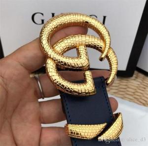 تشمل صندوق أصلي 2019 أحزمة تصميم الرجال والنساء حزام جلد طبيعي Luxry حزام الخصر العلامة التجارية الذهب الفضة الأسود A212