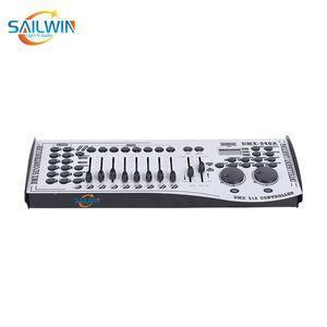 DJ 점화를위한 Sailwin 무대 조명 Disco240A DMX 컨트롤러 DMX 콘솔 머리 빛을 이동