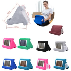 Tablet Pillow Lap Stand Foam Rest Reading Bed Support Cushion Smart Phone Electronic Book Reader Holder Pad Gift