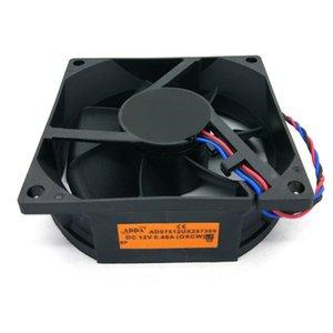 Original 0,46 ADDA AD07512UX257300 DC12V per ventola di raffreddamento del proiettore RICOH