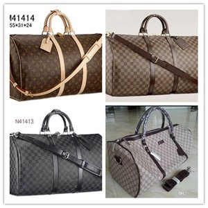 Горячая распродажа Классическая сумка для багажа SportOutdoor Packs Дорожные сумки Сумки Tote Сумки унисекс Сумки Duffel (17 цветов на выбор)