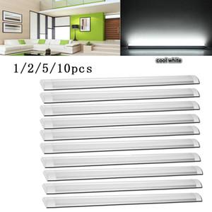 10x 30cm 90cm LED 튜브 천장 조명 바 형광 튜브 중립 흰색