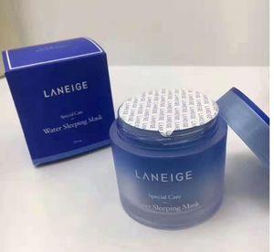 Alta Qualidade Laneige Água especial cuidado Máscara do sono durante a noite Skin Care 70ml livre