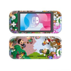 Game Animal Crossing NintendoSwitch Skin Sticker Console Decorations Game Accessories Decal Cover For Nintendo Switch Lite Protector Nintend