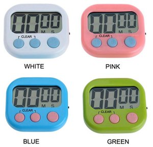 LCD Digital Kitchen Timer Alarm with Kitchen Timer Practical Cooking Timer Alarm digital Clock Digital