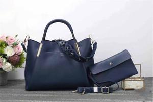 Auf die neue Tasche weiblicher neuer große rote Handtasche wilde Mode Tasche einfach trendy Schulter schräg #uyg