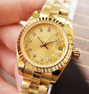 2020 28мм 36мм 2813 Мода президент 18K Мужские Алмазные Часы Женщины автоподзаводом Sapphire Dseigner Механические наручные часы