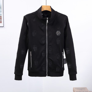 Erkek Paris hoodies kalınlaşmak sıcak erkek kazak marka-giyim baskılı sonbahar kış polar erkek hoodies kaliteli% 100% pamuk AWY7013961