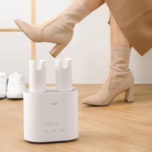 Secador retrátil Multi-efeito inteligente XiaomiYoupin Deerma Shoes Secador de Multi-Function DEM-HX20 Esterilização U Shoe é rápido 3015362