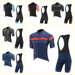 Capo Team Cycling Short Sleeves Jersey Bib Shorts Sets 2020 Cycling Clothing Breathable Outdoor Mountain Bike