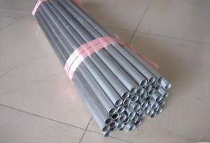 Ultra Thin wall titanium tubes WT 0.35mm Titanium welded tubes ASTM B338 Gr9 Titanium thin Wall tubes seamless tube