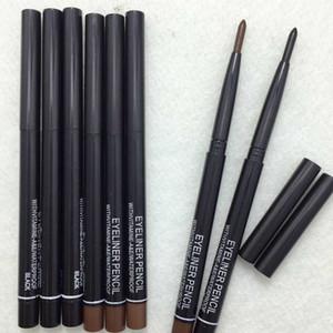 Водонепроницаемый Выдвижной Rotary Карандаш для бровей Карандаш для глаз Pen Eye Liner Pencil Женщины Косметика Косметика Инструменты 2 типа RRA1260