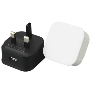 Carga Rápida 3. 0 Carregador de Parede USB Reino Unido de viagens Adaptador de telemóvel para Samsung Xiaomi QC3. 0 carregamento rápido de telefones inteligentes