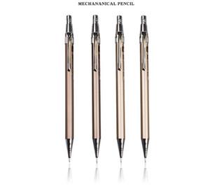 Metal 2B 0,5 milímetros 0,7 milímetros Mecânica Escrever Lápis infantil continuamente lapiseira Escrita Fontes de escritório Escola HA508