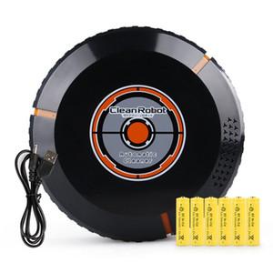 Completo inteligente automática USB profesional de la limpieza del robot de carga automática robotizada Inicio piso para aspiradoras de polvo Sweeper