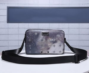 saco ALPHA Mensageiro de alta qualidade do couro genuíno Crossbody Mens Shoulder Bag Handbag Casual Day Pacote Diário Clutch sacos de noite