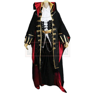 Castlevania Dhampir Alucard Cosplay Costume Halloween Christmas Custom Made