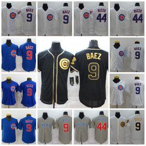 Delle donne degli uomini della gioventù 9 Javier Baez 2020 44 Anthony Rizzo baseball Jersey nel trasporto libero
