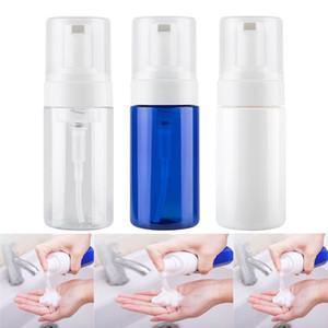 حاوية جرة 100ml 150ml بلاستيكية فارغة مع مضخة غسل اليدين صابون موزع زجاجة رغوة Bubbling Jars 0098PACK