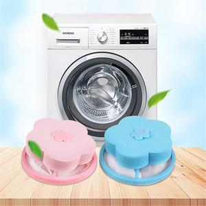 Giyim Kürk Saç Catcher Temizleme Toplar Çanta Çamaşır Topları Diskler Kirli Elyaf Toplayıcı Filtre Mesh Kılıfı Çamaşır Makinesi Filtre